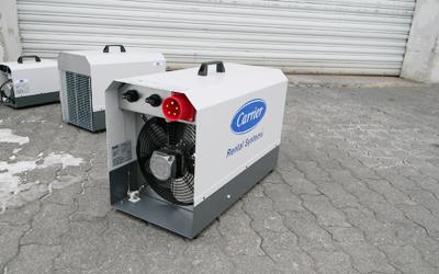 Mobiler Heizlüfter diesel heizkanone mobile heizlüfter heizgebläse mieten elektro öl